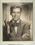 "Frank Sinatra AMAZING Autographed Signed 8x10"" Photo 1940s"
