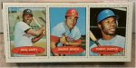 Bazooka Gum Complete Box With Cards Johnny Bench
