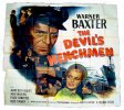 The Devil's Henchmen, 1949, Warner Baxter, Six Sheet