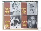 "Muhammad Ali ""aka Cassius Clay"", 1970 Original lobby card set"