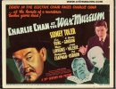 Charlie Chan at the Wax Museum Vintage Movie Poster Title Card