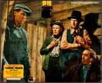 Grapes of Wrath Original Vintage Jumbo Lobby Card Fonda 1940