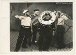 Three Stooges Back from the Front Vintage Photo Still 1942