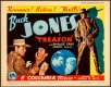 Treason, 1933 Original Vintage Western Movie Poster Buck Jones