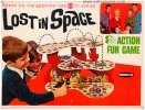 Lost in Space Remco 3D Action Fun Game, 1966