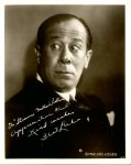 Bert Lahr Vintage Autographed 8x10 Photo - Extraordinary!