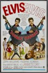 Double Trouble, 1967 , Elvis Presley Original One Sheet