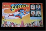 Superman board game, 1954