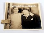 Three Stooges: Curly Howard Personally Owned Gold Money Clip