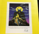 Batman & Me Original Bob Kane Autographed Book with Sketch