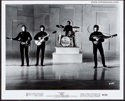 Help Original Vintage Promotional Still Photos The Beatles