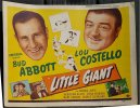 Abbott & Costello Little Giant Title Card 1946