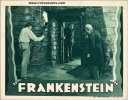 Frankenstein Movie Poster Original Lobby Card Boris Karloff 38