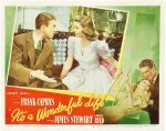 It's A Wonderful Life ,James Stewart Lobby Card movie poster 7