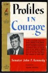 John Kennedy JFK Autographed Signed Profiles in Courage book1960