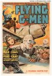 Flying G-Men Original Vintage One Sheet Movie Poster