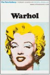 Marilyn Monroe Andy Warhol Original Vintage Exhibition Poster
