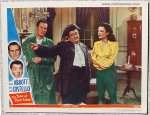 Abbott & Costello The Time of Their Lives lobby card 1946