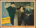 Hit the Ice Vintage Movie Poster Lobby Card Abbott Costello 2
