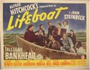 Alfred Hitchcock's Lifeboat Title Card 1944