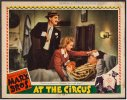 "Marx Brothers ""At the Circus"", 1939, lobby card"