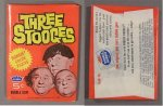 Three Stooges 1965 Original UNOPENED Gum Pack,