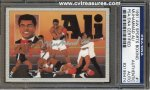 Muhammad Ali Signed Autographed 1991 AW Sports Boxing