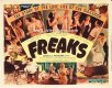 Freaks Vintage Movie Poster Title lobby Card VERY RARE 1949