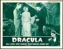 Dracula original vintage lobby card movie poster Bela Lugosi 47b
