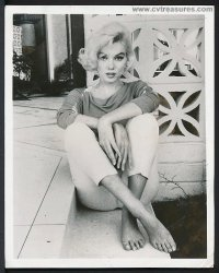 Marilyn Monroe Original Vintage Photo Photographer George Barris