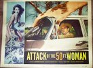 Attack of the 50ft Woman, 1958 Sci-Fi Classic Lobby Card