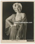 Marilyn Monroe Original Vintage 20th Century Fox Photo 1953