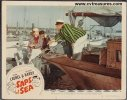 Laurel & Hardy Saps at Sea Original Vintage lobby card 2