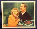 Black Dragons, 1944 Bela Lugosi Horror Classic Lobby Card