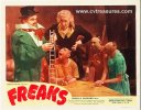 Freaks Movie Poster Lobby Card 1949 Group Scene - MUST SEE!
