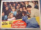 Seven Days Leave, 1942, Lucille Ball, Lobby Card