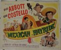 Abbott & Costello Mexican Hayride - title card - 1948