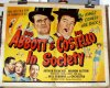 Abbott & Costello In Society - half sheet - 1944