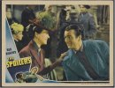 Spoilers Vintage Movie Poster lobby card John Wayne 1942