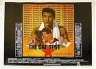 The Greatest, Muhammad Ali 1977 Half Sheet movie poster