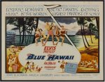 Blue Hawaii - Elvis Presley, 1961 - half sheet