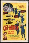Cat-Women of the Moon Sci-Fi Classic Vintage Movie Poster, 1953