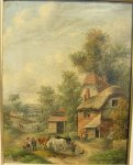 Edward Masters Painting Art Painter Artist1860s