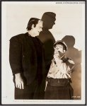 Abbott Costello Meet Frankenstein 1948 Original Vintage Photo