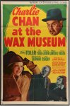 Charlie Chan at Wax Museum Vintage Movie Poster One Sheet 1940