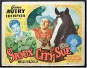 Sioux City Sue, 1950, Gene Audry, Title Card