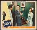 Harvey, 1950 James Stewart Lobby Card Vintage Movie Poster Dr of