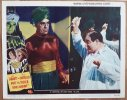 Abbott & Costello Meet the Killer, Boris Karloff 1949 Lobby card