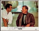 Dr. No James Bond Original Authentic Autographed Lobby Card