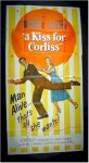 A Kiss for Corliss, 1949, Shirley Temple, Three Sheet